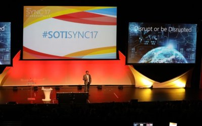 SOTI SYNC 2017: Designed for Disruption
